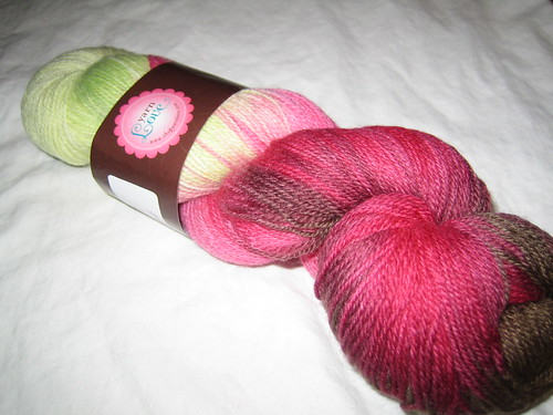Yarn Love - Bayfield Apple