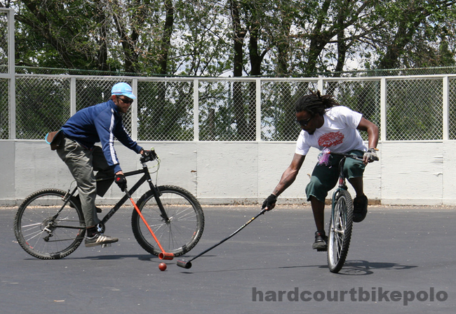 bike polo ross elton GCMPOLO