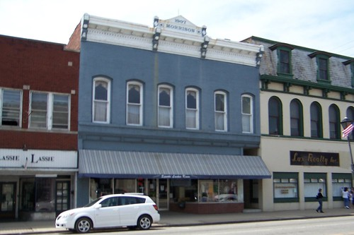 Morrison Building, Shelbyville