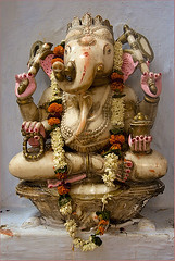 Lord Ganesh (Elishams) Tags: india god traditional culture ganesh varanasi hindu hinduism inde benares murti northindia uttarpradesh indedunord