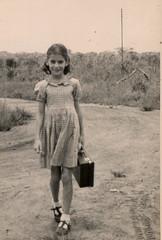 Unknown Pretty Girl, Urambo Tanganyika (Tanzania)1952 :Now Identified as Margaret MacDonald. (ART NAHPRO) Tags: africa tanzania scheme 1952 tabora tanganyika identified groundnuts urambo groundnutsscheme