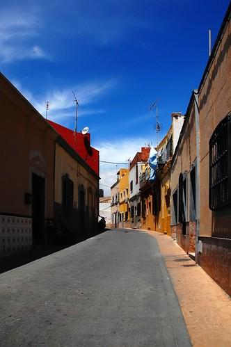 Calles de Almería Foto 2