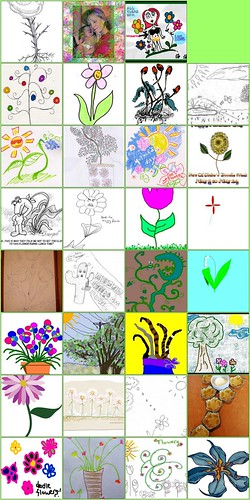 Doodle Flower Gallery