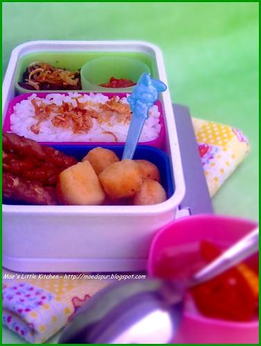 Indonesian Bento