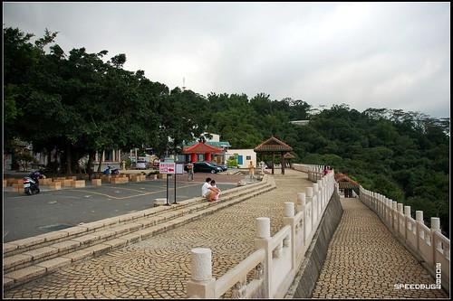 寺前有觀景台