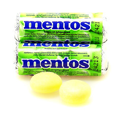 Mentos Minis- Apple
