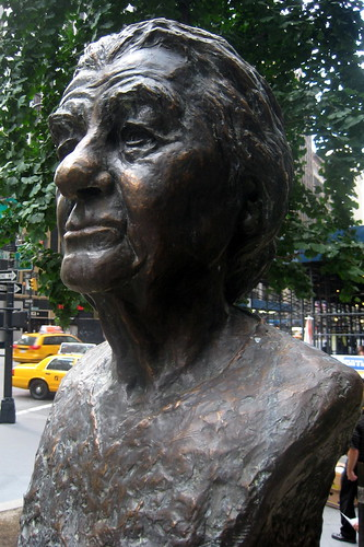 NYC: Golda Meir Square | Flickr - Photo Sharing!