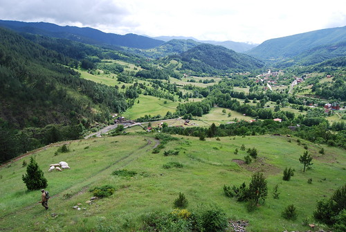 View from Zlatibor