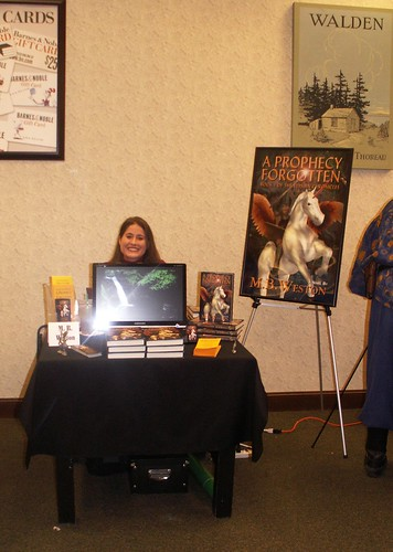 Fantasy Fest, Carrollwood Barnes & Noble 8
