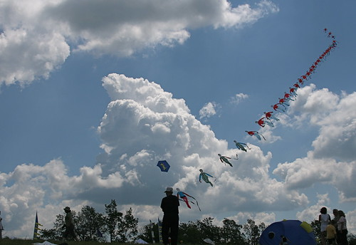 people kite