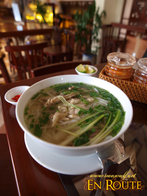 Special Pho Ga Noodle