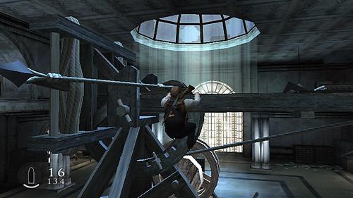 juego La Momia 3 screenshot