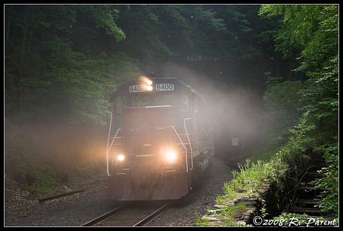 East Portal - Hoosac Tunnel