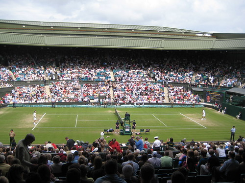 Marc Gicquel - Federer vs Gicquel