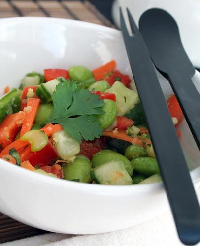Edamame Salad