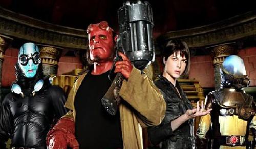 Hellboy II - Opens July 11th