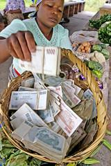 Zimbabwe Inflation Notes WSJ