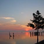 Sunrise over Lake Monroe (Sanford, FL) thumbnail
