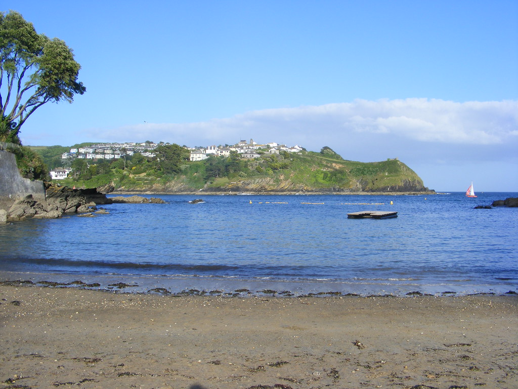 View from Readymoney cove