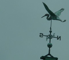 Weathervane at Summer Camp