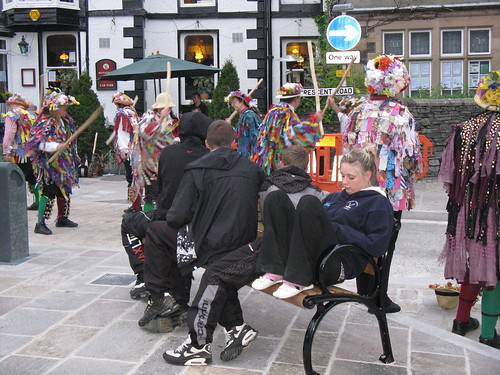morris dancers and disaffected youth