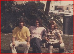 Scott Shepard, Tim (Oaf) Shields, 1973