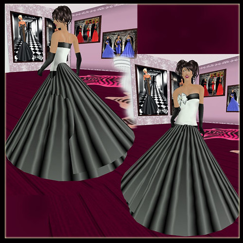 Bliss Couture Gown