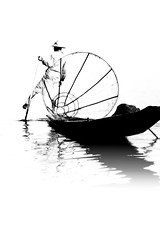 Nyangshwe, Burma (jon.tam) Tags: travel boat asia burman nyangshwe lpfloating
