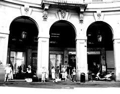 Bus-stop (LivornoQueen) Tags: italians blueribbonwinner platinumphoto anawesomeshot citrit