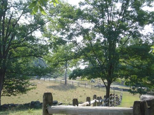 Gettysburg: 33rd Mass Infantry