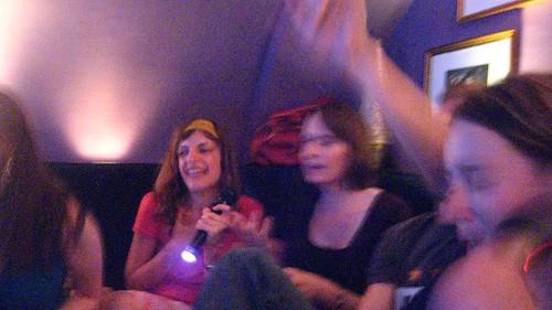 Tinseltroos' Birthday Karaoke
