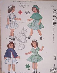 McCall's 1894 (PatternSpie) Tags: doll cloth mccalls