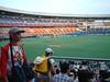 Inside Chiba Marine Stadium