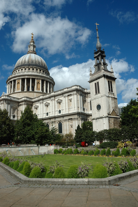 St Paul's Cathedral :: Click for Previous