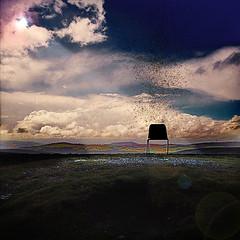 April. Long Mynd, Shropshire (steffanmacmillan) Tags: england sky colour cymru scan velvia lensflare flies handheld ddr dynamicrange westmidlands bluechair officechair longmynd marches aonb cardingmillvalley czj epson4990 midlandstoday churchstretton welshborder carlzeissjena steffanmacmillan allstretton littlestretton leukemiaresearch salopian yannjones southshropshirehills areaofoutstandingnaturalbeauty flektogon50mm 4800dpi16bitrgb pentacon6ttl wwwcureleukeamiacouk yannjoneshandsome zebrauncoated wwwbluechairsblogspotcom