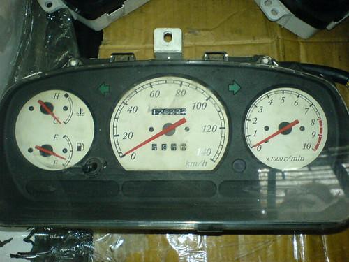 Daihatsu Mira L5 Classic. L5 classic RPM Rm300