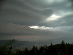 La nube de granizo