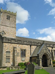 Church in Kirkby Lonsdale (Phil G Thompson) Tags: church kirkby lonsdale