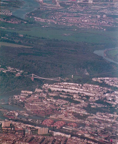 clifton from the air - scan