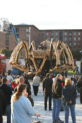 IMG_4694 (Abhorsen The Final Death) Tags: uk england liverpool acc europe sunny event daytime albertdock capitalofculture2008 lamachine echoarena echj