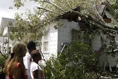 Hurricane Gustav - Baton Rouge, Louisiana 09.04.2008