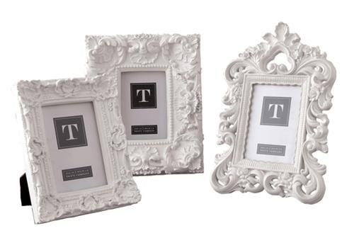 TWOs company white mod frames