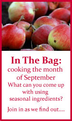 In the Bag Logo September 08