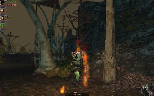 Elven Armour, Dalziel's Forsaker (cm)