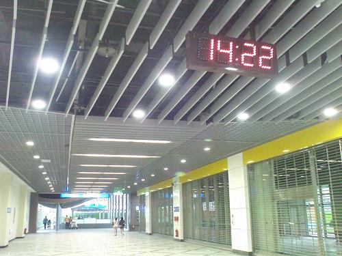 新松山車站5
