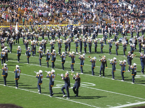 ND Marching Band