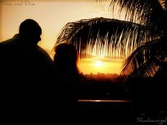 Para aqul que espera (Shadowargel) Tags: atardecer pareja para amor playa que espera momentos aqul shadowargel