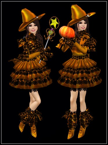 JE*Republic - 10L Halloween Outfit