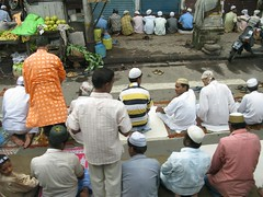 muslim pray-in, kolkata