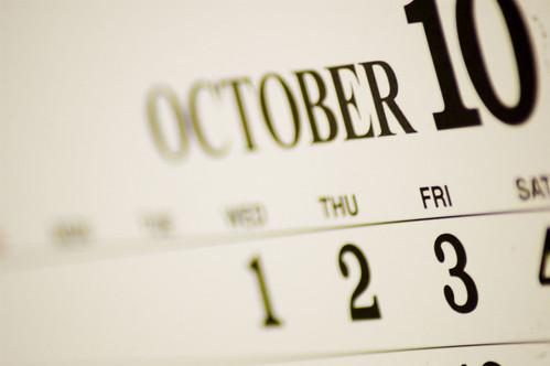 3rd October